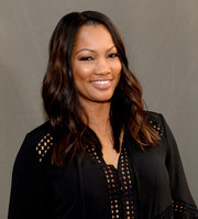 Garcelle Beauvais attended the premiere of 'Devious Maids' season 4 wearing her hair in boho waves.