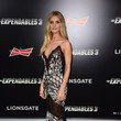 Rosie Huntington-Whiteley in Emilio Pucci for the 'Expendables 3' Hollywood Premiere
