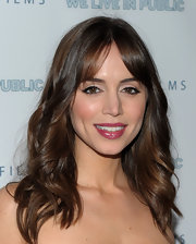 """Eliza Dushku showed off her shoulder-length curls at the premiere of """"We Live In Public"""". We're pretty sure the starlet has had the same hair-style for the last decade. We think it's time for a change."""