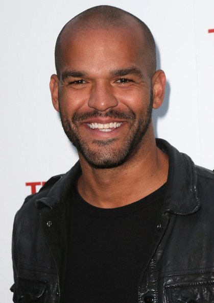 More Pics of Amaury Nolasco Leather Jacket (1 of 3) - Amaury Nolasco Lookbook - StyleBistro