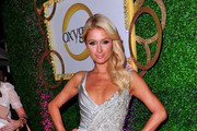 Paris Hilton arrives at premiere of Oxygen's New Docu-Series