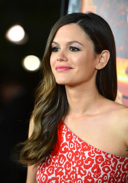 More Pics of Rachel Bilson Print Dress (1 of 9) - Rachel Bilson Lookbook - StyleBistro