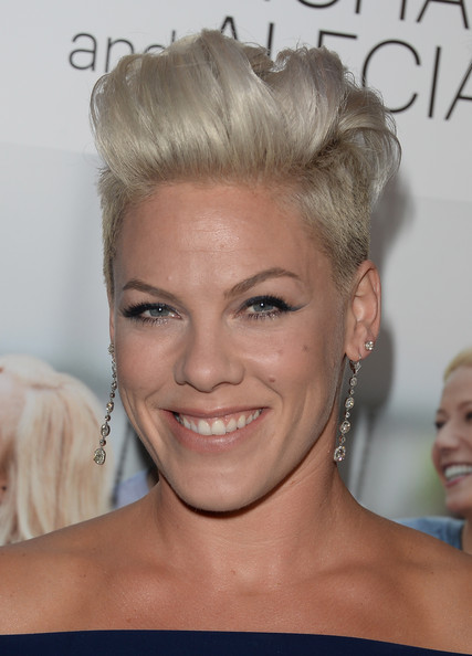 More Pics of Pink Fauxhawk (15 of 56) - Short Hairstyles Lookbook ...