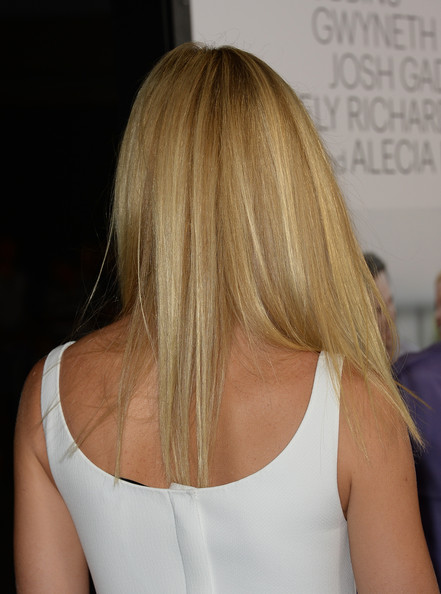 More Pics of Gwyneth Paltrow Long Straight Cut (5 of 53) - Long Straight Cut Lookbook - StyleBistro