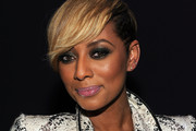Singer Keri Hilson poses at the premiere after party of Screen Gems'