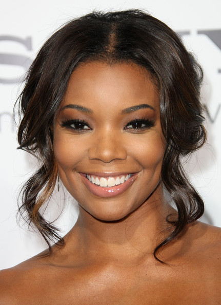More Pics Of Gabrielle Union Half Up Half Down 8 Of 8