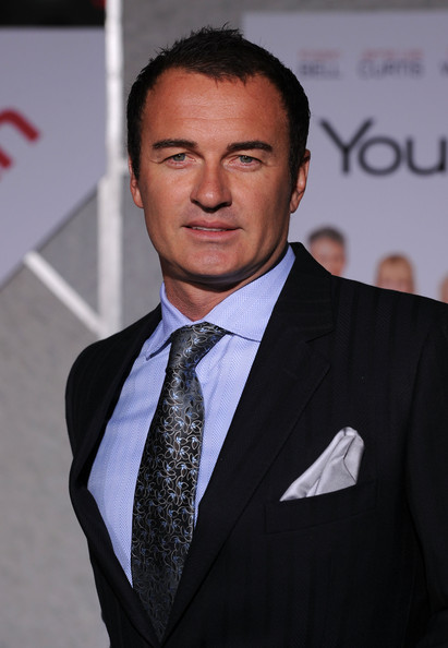 More Pics of Julian McMahon Floral Tie (1 of 2) - Floral Tie Lookbook - StyleBistro