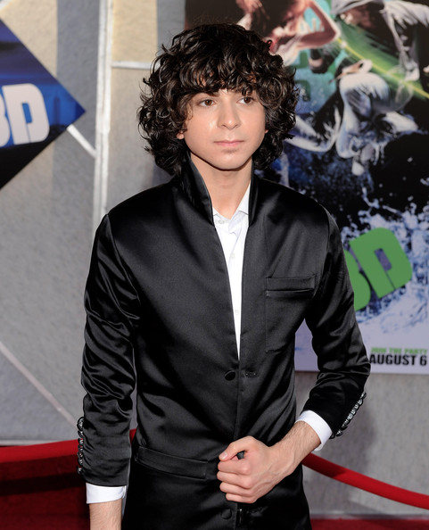 More Pics of Adam Sevani Leather Sneakers (2 of 4) - Adam Sevani Lookbook - StyleBistro