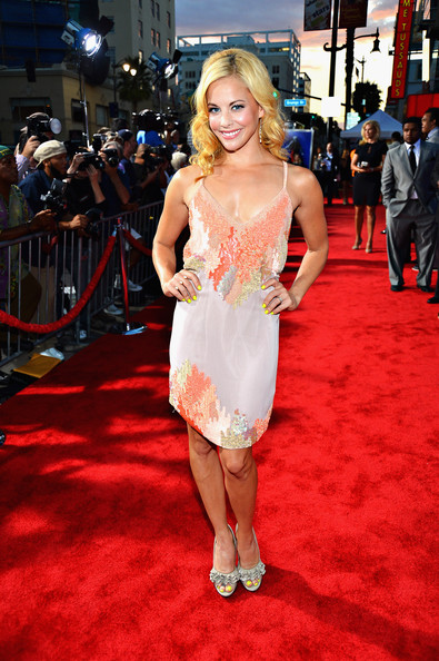 More Pics of Amy Paffrath Cocktail Dress (1 of 3) - Amy Paffrath Lookbook - StyleBistro