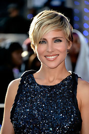 Elsa Pataky's long pixie cut was simply to die for at the premiere of 'Fast and Furious 6.'