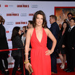 Cobie Smulders at the 'Iron Man 3' Hollywood Premiere