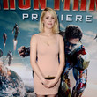 Yvonne Zima at the 'Iron Man 3' Hollywood Premiere