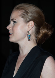 Amy Adams went for classic elegance with this romantic bun at the premiere of 'Her' in LA.