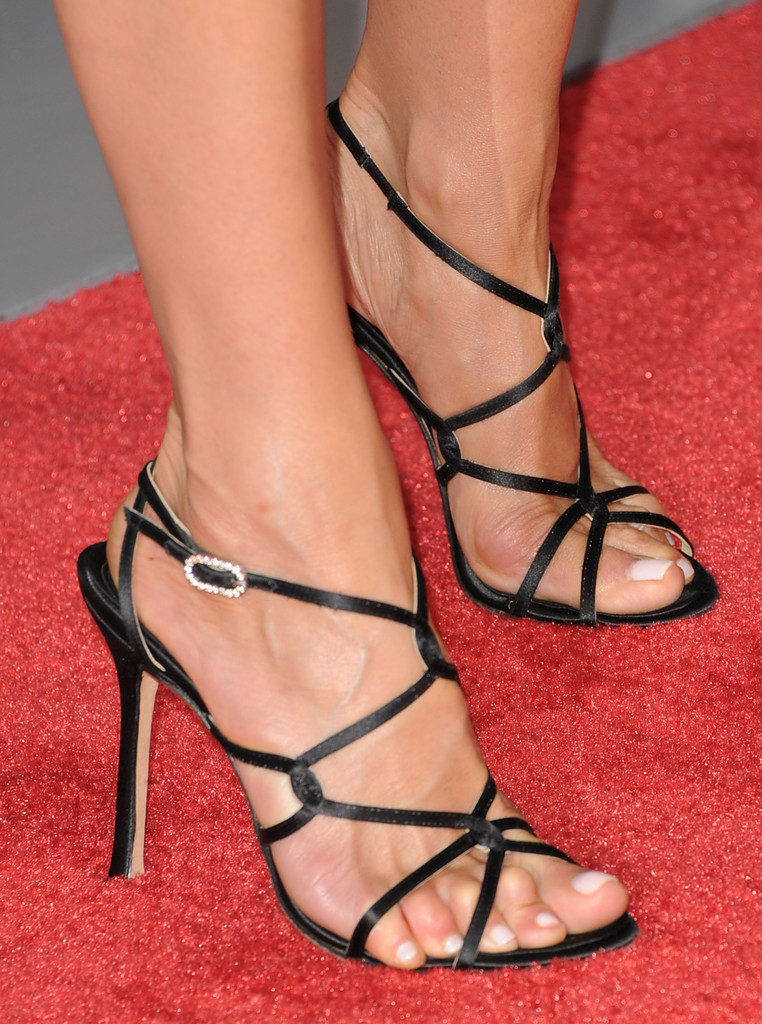 More Pics Of Jennifer Aniston Strappy Sandals 28 Of 58