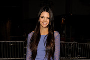 Reality TV personality Kendall Jenner arrives at the premiere of Warner Bros. Pictures'