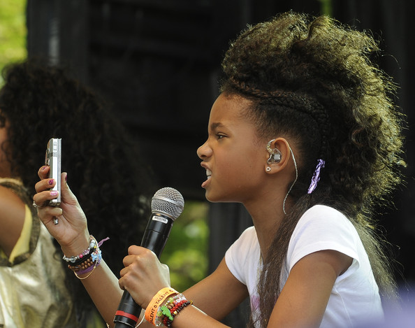 Willow+Smith in President And Mrs. Obama Host Annual Easter Egg Roll