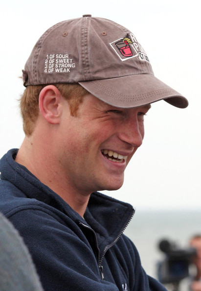 Prince Harry Logo Baseball Cap