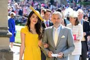 What Celebrity Guests Wore To Meghan Markle And Prince Harry's Wedding
