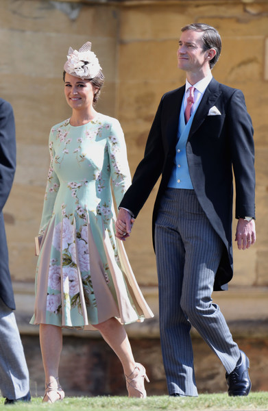 More Pics of Pippa Middleton Pumps (1 of 42) - Pippa Middleton Lookbook - StyleBistro