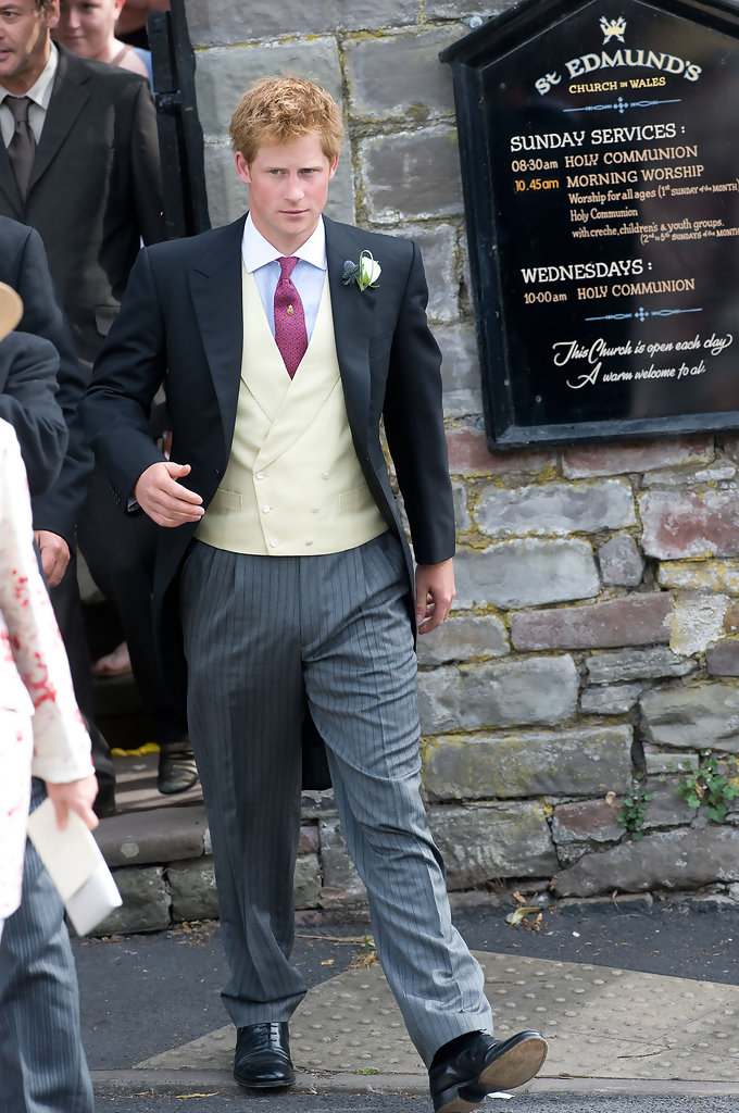 Prince Harry Slacks Prince Harry Looks Stylebistro