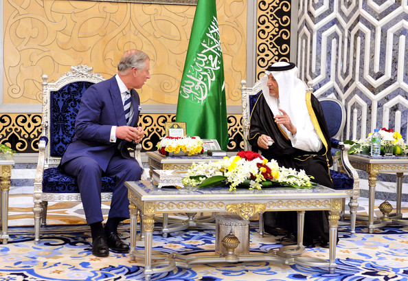 Prince Charles And The Duchess Of Cornwall Visit Middle East - Day 6
