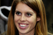 Princess Beatrice Long Straight Cut