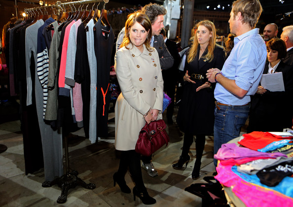 More Pics of Princess Beatrice Long Straight Cut (2 of 85) - Princess Beatrice Lookbook - StyleBistro