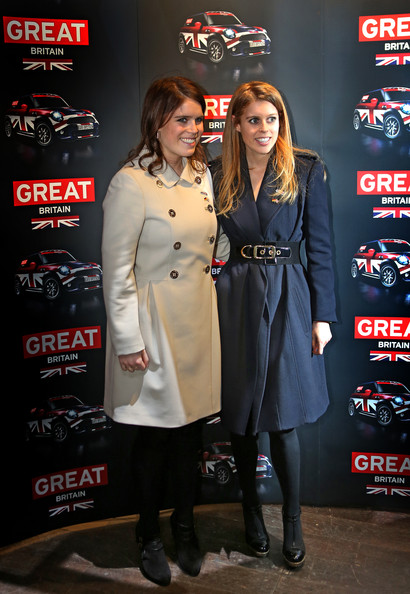 More Pics of Princess Beatrice Long Straight Cut (4 of 85) - Princess Beatrice Lookbook - StyleBistro