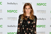 Princess Beatrice Print Dress