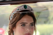 Princess Eugenie Chignon