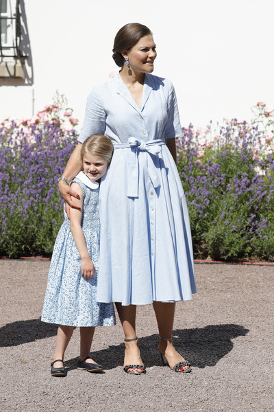 Princess Victoria Shirtdress