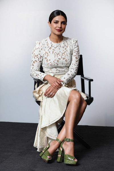Priyanka Chopra Full Skirt