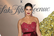 Priyanka Chopra-Jonas Strapless Dress