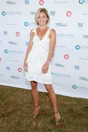 Kelly Ripa attended Super Saturday Live wearing the most perfectly cute summer dress.