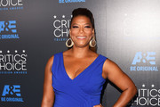 Queen Latifah Tube Clutch