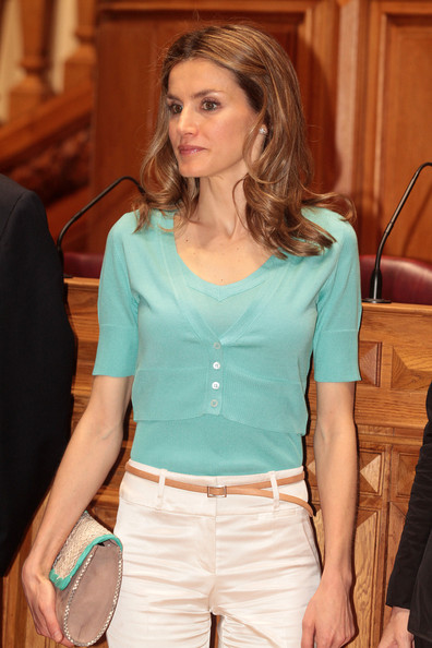 Queen Letizia of Spain Accessories