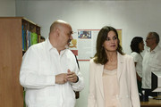 Queen Letizia of Spain Casual Loafers