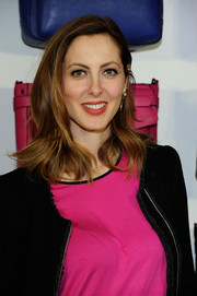 Eva Amurri Martino attended the Reed x Kohl's Collection launch looking fab with her flippy waves.