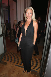 Tamara's sleek black jumpsuit kept her look classic but sexy at the after party of 'Rush.'