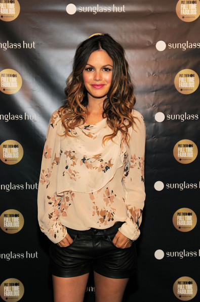 Rachel Bilson Long Curls