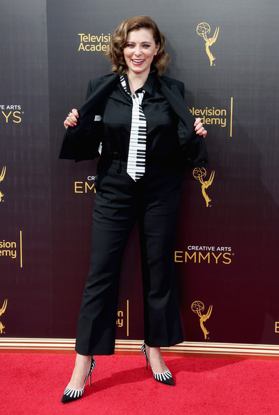 Rachel Bloom Pantsuit