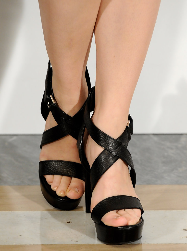 Rachel Mcadams Strappy Sandals Rachel Mcadams Shoes