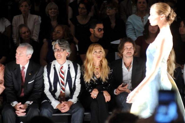 Supima - Front Row - Spring 2013 Mercedes-Benz Fashion Week