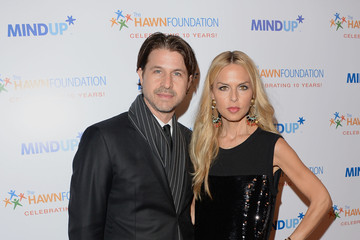 """Rachel Zoe Rodger Berman Goldie Hawn's Inaugural """"Love In For Kids"""" Benefiting The Hawn Foundation's MindUp Program Transforming Children's Lives For Greater Success - Red Carpet"""