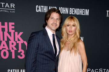 Rachel Zoe Roger Berman Elyse Walker Presents The Pink Party 2013 Hosted By Anne Hathaway - Arrivals
