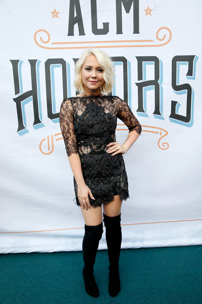 RaeLynn Over the Knee Boots