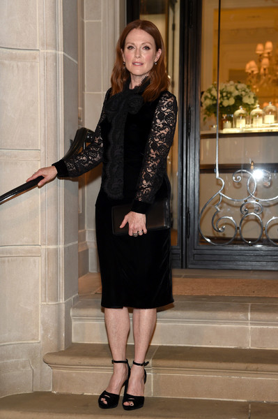 Julianne Moore at Ralph Lauren
