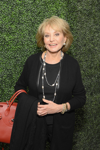 More Pics of Barbara Walters Cross Body Tote (2 of 8) - Barbara Walters Lookbook - StyleBistro