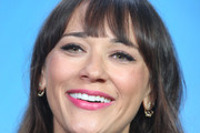 Rashida Jones Pink Lipstick