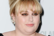 Rebel Wilson Bobby Pinned updo